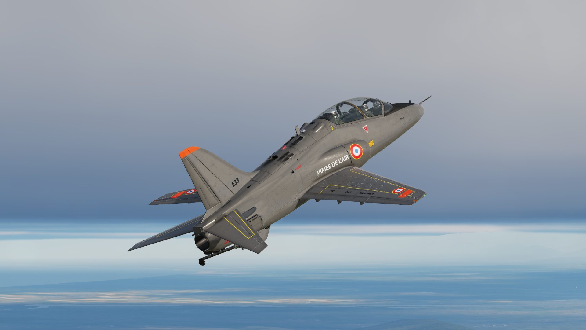 T45 French Air Force FICTIONAL