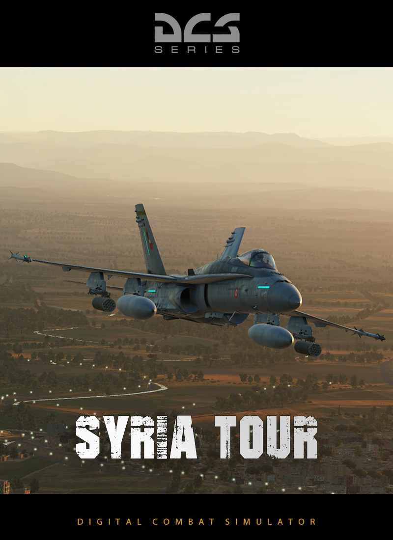 Easy Air Tour (Syria)
