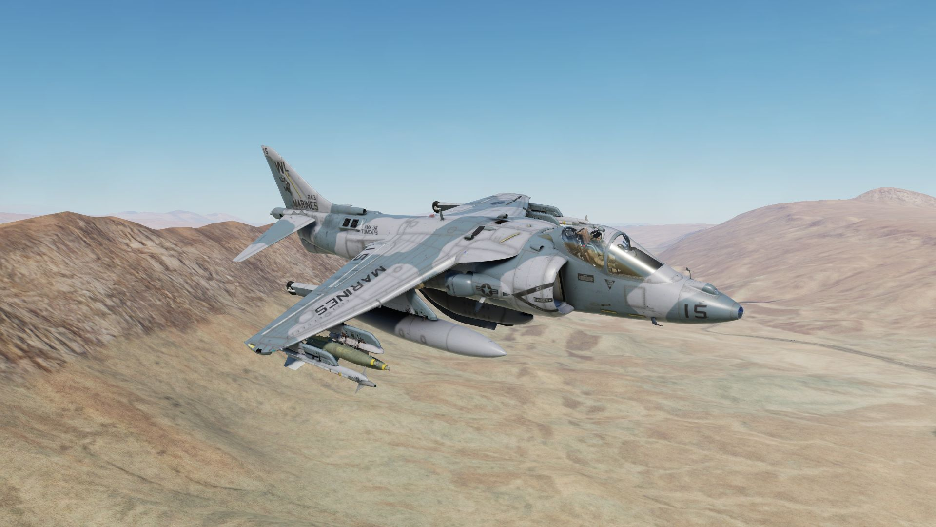 Generic VMA-311 early 90s camo
