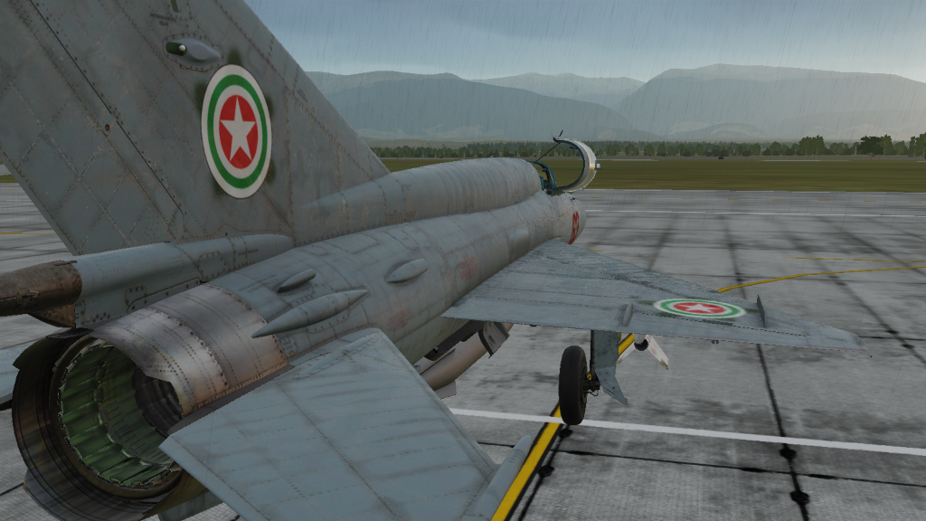 Operation Enable Sky MiG-21