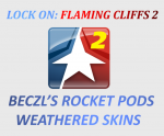 Beczl's Rocket Pods with Weathered Skins in CDDS