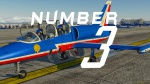 "L-39 ""Patrouille de France"" Number 03"