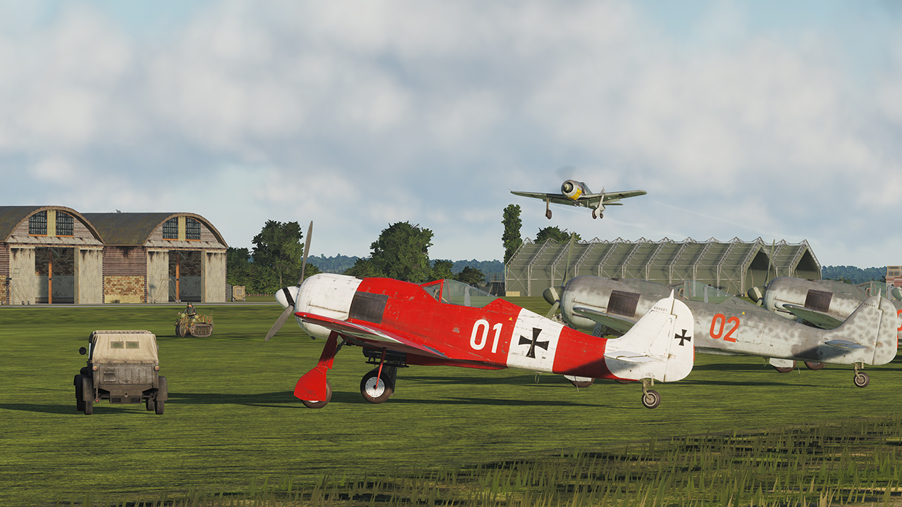 Red Baron [Fictional]