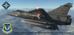 Ace Combat 6 Emmerian Air Force 8th Air Division's M-2000C Skin