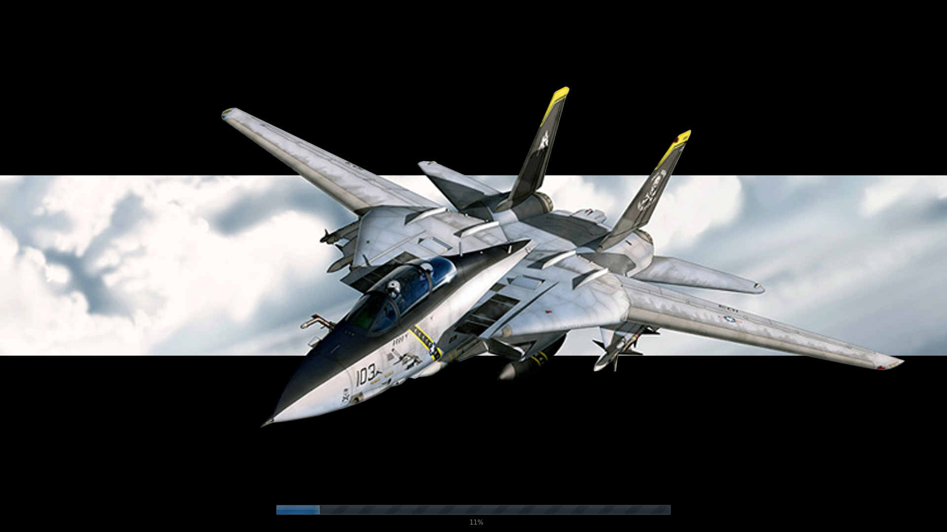 F-14 Tomcat Replacement for Default DCS World Theme - ED ...