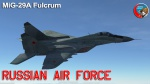 MiG-29A - USSR/Russia Skin Pack