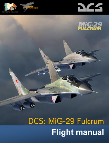 DCS: MiG-29 Fulcrum Flight Manual