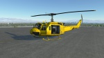 "UH-1 fictional ""helicoptair"""