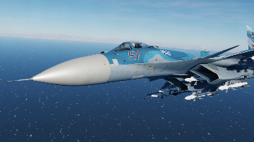 Su-33 for DCS World