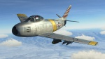F-86 Sabre Default skin 8th FW, 36th FBS