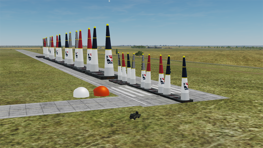 Virtual Air Racing Pylons 2019 Mod *Updated 2-10-19*