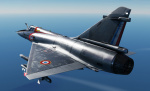 MIRAGE 2000-01 BARE METAL