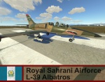 Royal Sahrani Airforce L-39 Albatros Pack - ArmA I