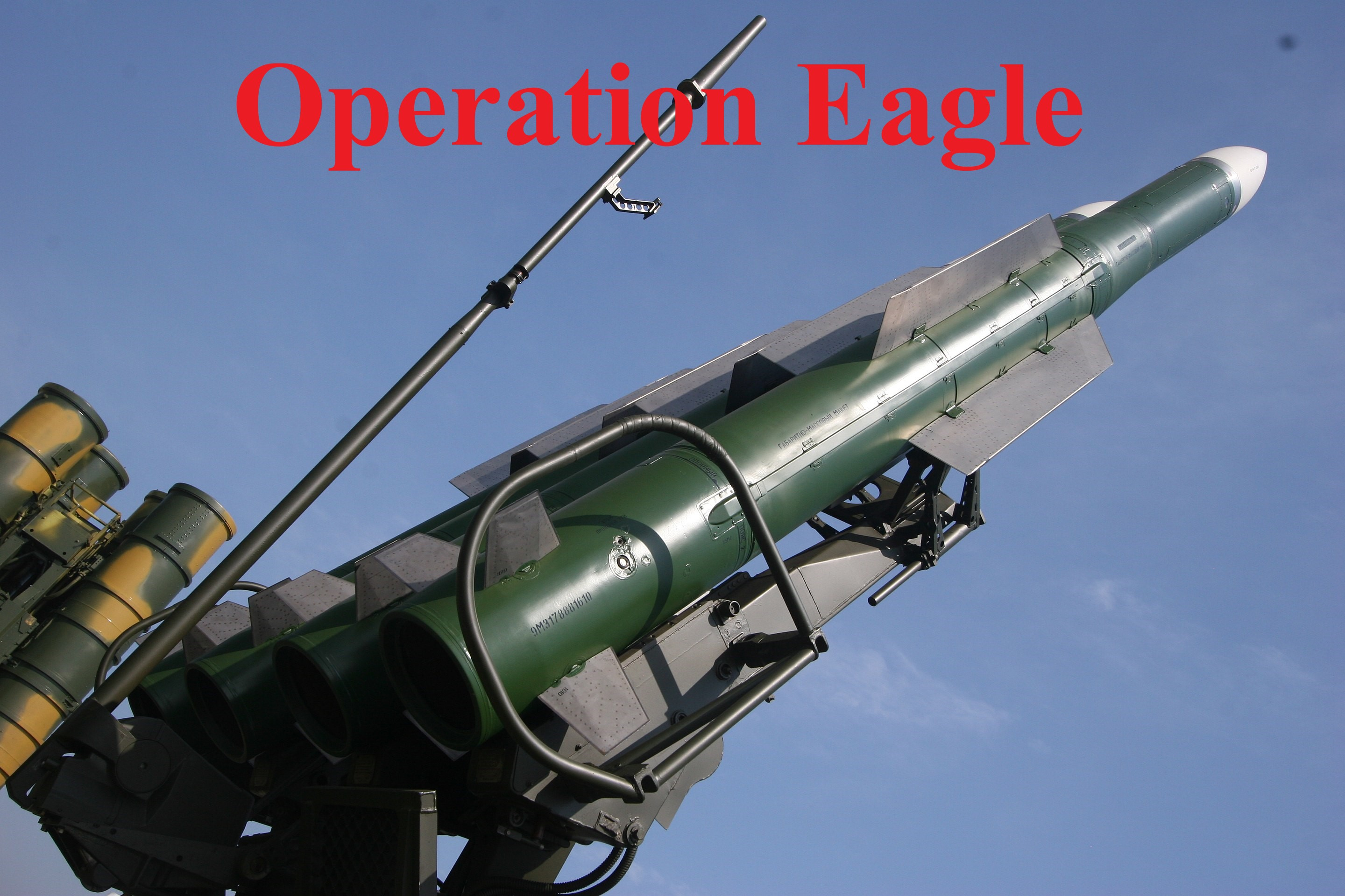 Operation Eagle - Chechnyan Training Camp Assault