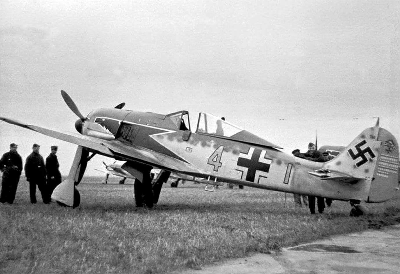 Focke Wulf Fw-190D | Page 4 | Aircraft of World War II