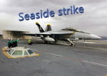 Seaside strike