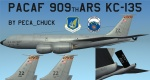KC-135 909th Air Refueling Squadron Skin Pack