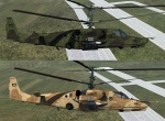 KA-50 Black Shark - Fictional RCAF Camo (Green and Desert Tan)