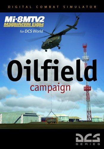 Mi-8MTV2 Oilfield-Kampagne