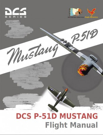 DCS: P-51D Mustang Flight Manual (English)