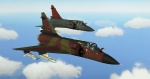 Mirage 2000C Espada Team Ace Combat Zero
