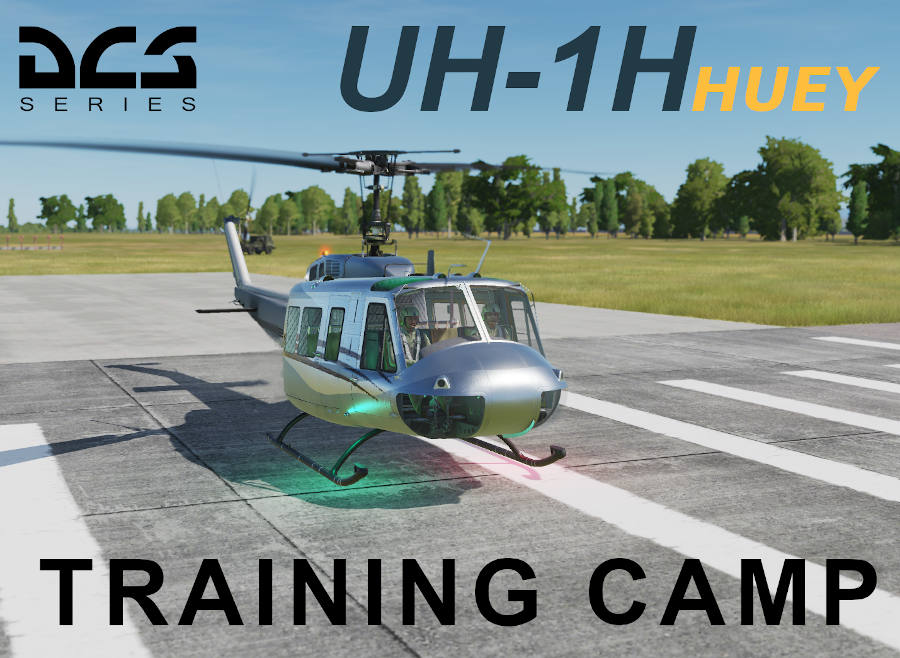 UH-1H Training Camp - Учебка