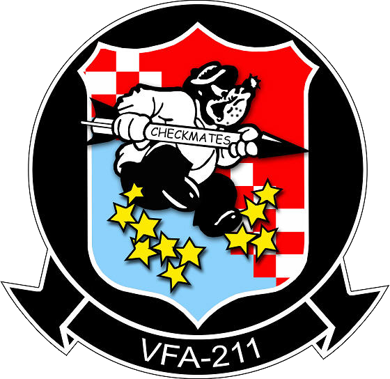 VFA-211 Checkmates Full Squadron Livery Pack