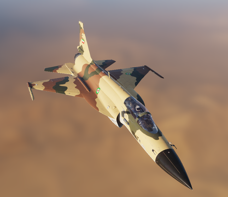 *Updated for AAR* Fiction Iranian Air Force (IRIAF) JF-17