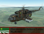 Chernarussian Defence Forces Mi-8MTV2 - ArmA II