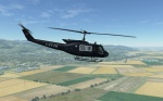 Allied Wings Canada Skin for DCS Huey by the 5EVC