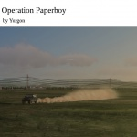 Operation Paperboy