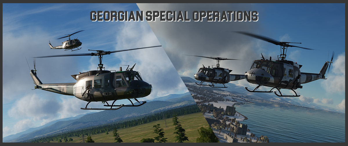 Georgian Special Operations (Fictional)