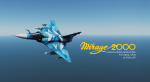 Argentine Mirage 2000C Fictional