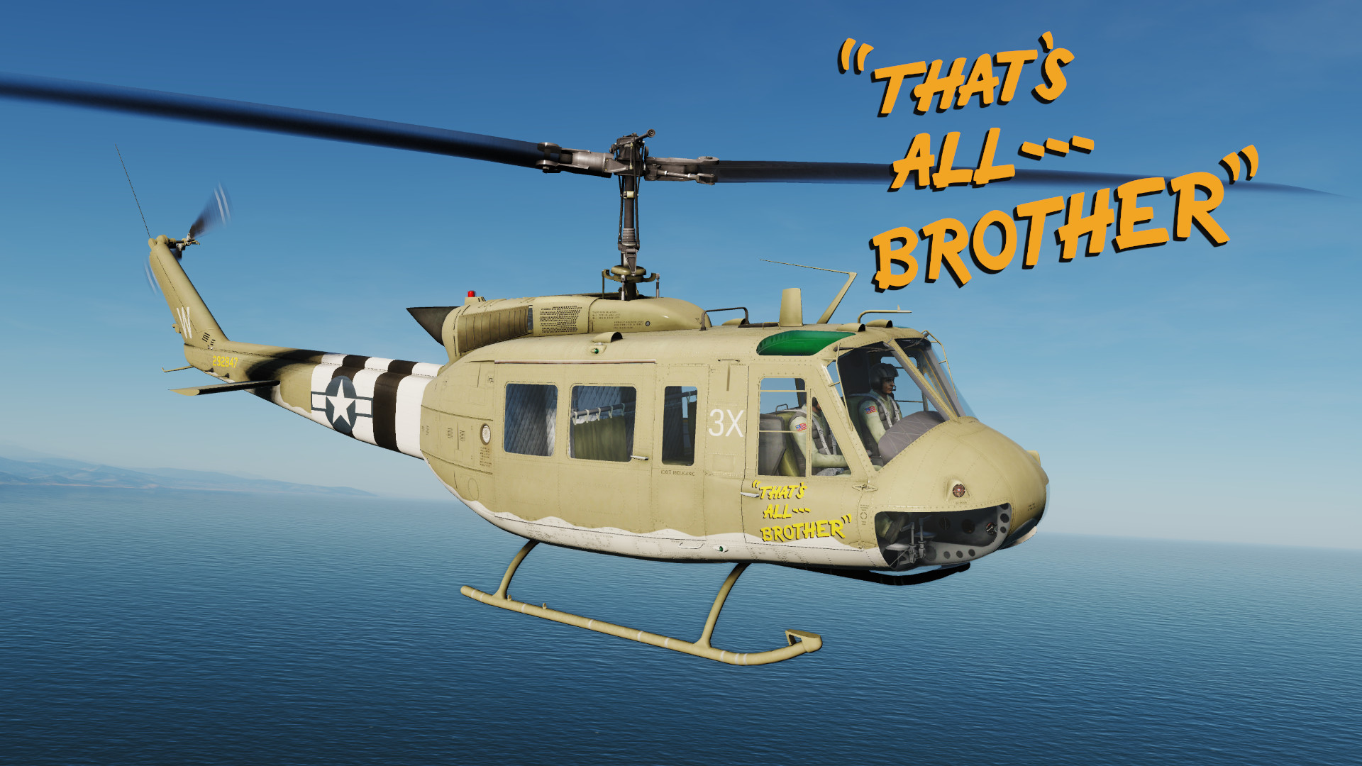"UH-1H ""That's All Brother"" (Fictional)"