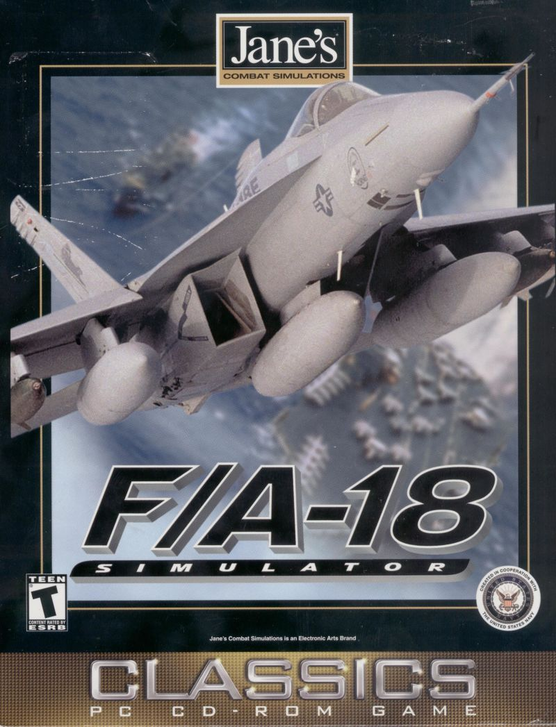 Jane's F/A-18 Music Theme