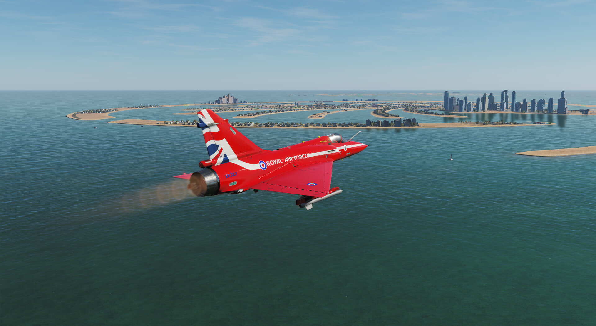 M2000C RAF Red Arrows 2016 (V5 for DCS 2.5.5)