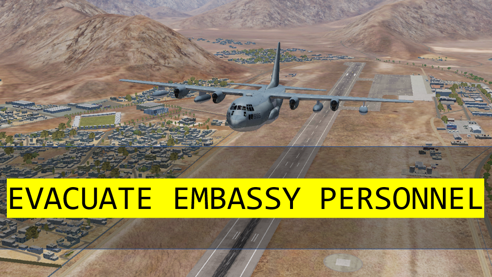 Evacuate all embassy personnel v2.1