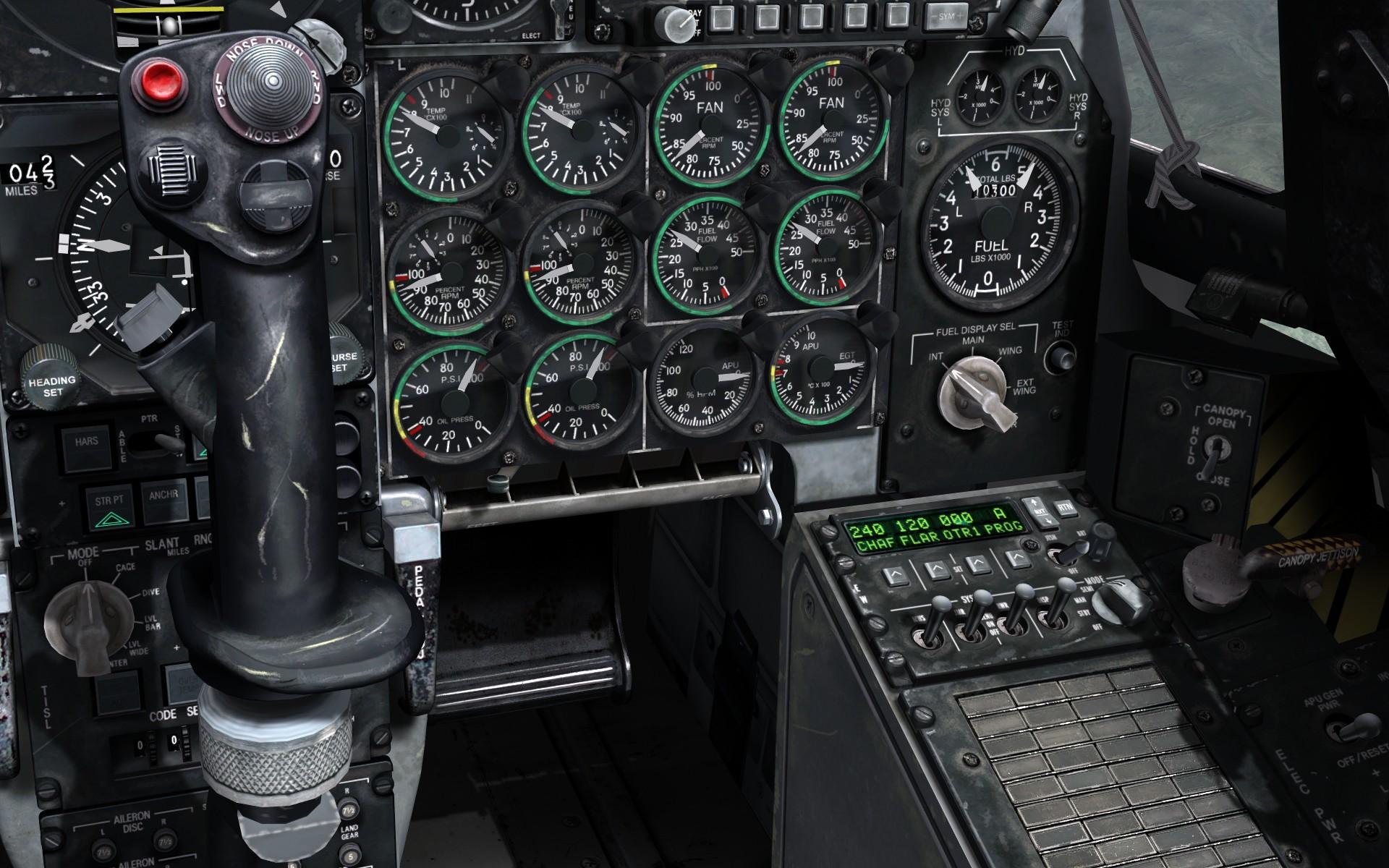 "DCS: A-10C Warthog RICARDO's ""Horse of War"" HD Worn ..."