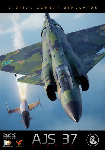 DCS: AJS-37 Viggen от Heatblur Simulations