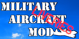 Military Aircraft Mod Liveries v1.1