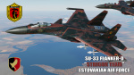 Ace Combat - Estovakian Air Force Strigon Team SU-33 (UPDATED)
