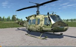 UH-1H Huey - FAMET Virtual - Hyperstealth KA2 (Fictional)