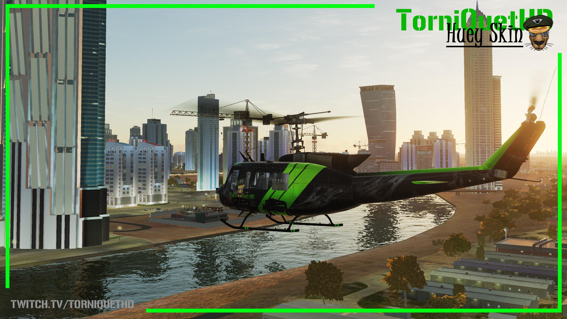 The Official TorniQuet-HD Huey Skin V 1.1 (updated 5/3/20) just for MINSKY