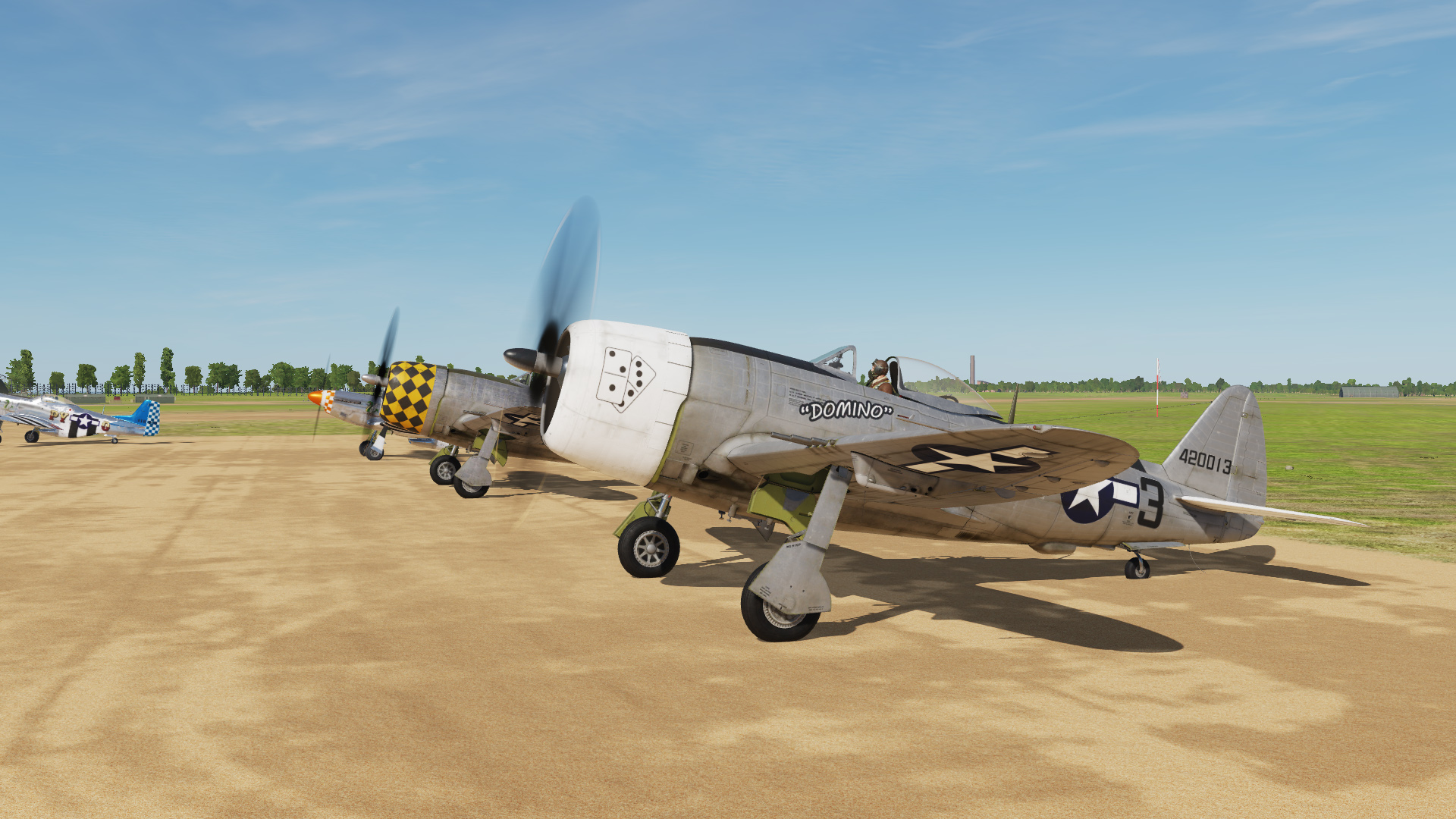 "P-47D ""Domino"" [Fictional]"
