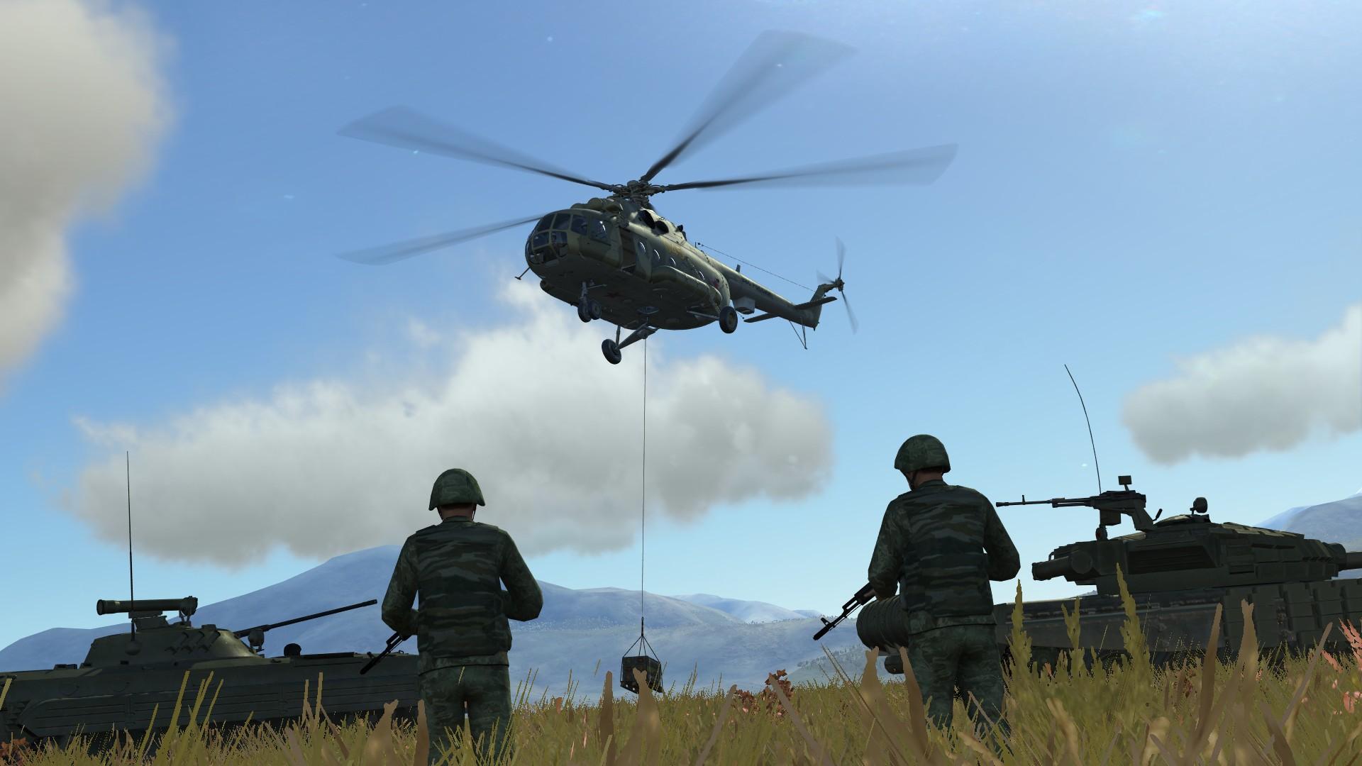Симулятор вертолета ми 8мтв2 скачать