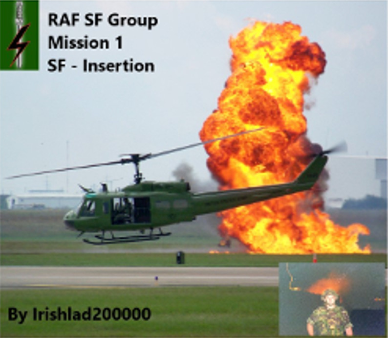 Operation Nite - Mission One - SF Insertion