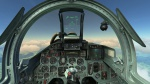 Su-27 Russian Cockpit HD Textures without Mipmaps v1