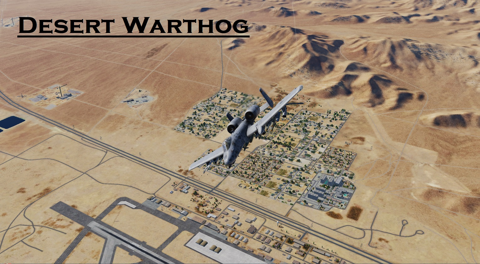 Desert Warthog using Mbot Dynamic Campaign Engine