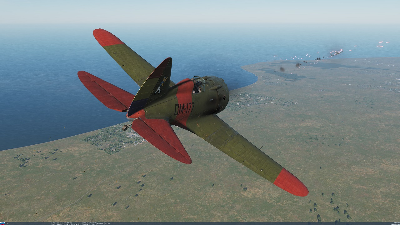 Polikarpov I-16 Spain Republicans Pack