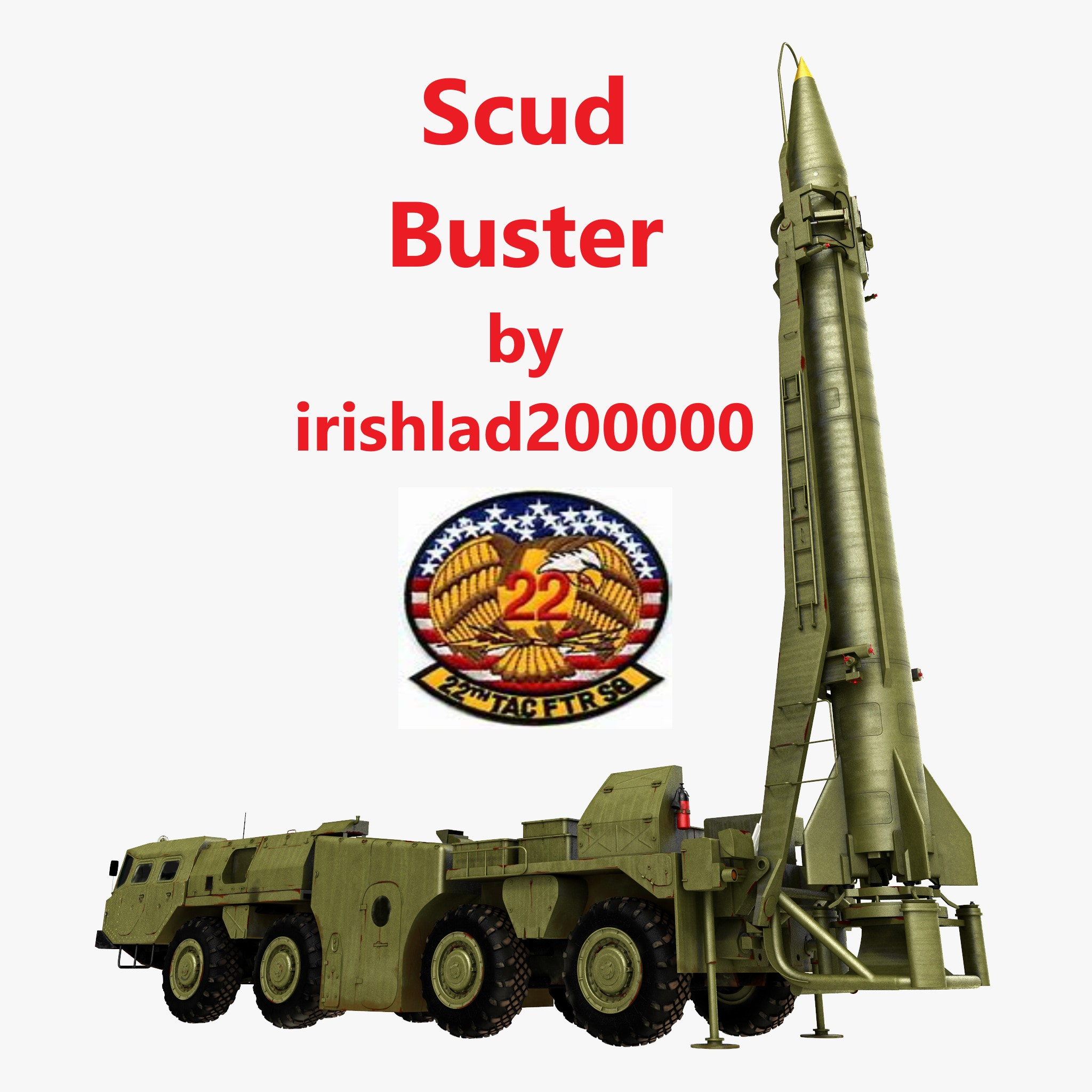 Scud Buster - F16C Mission